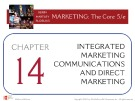 Lecture Marketing: The core (5/e): Chapter 14 – Kerin, Hartley, Rudelius