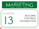 Lecture Marketing (12/e): Chapter 13 – Kerin, Hartley, Rudelius