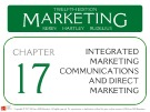 Lecture Marketing (12/e): Chapter 17 – Kerin, Hartley, Rudelius
