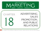 Lecture Marketing (12/e): Chapter 18 – Kerin, Hartley, Rudelius