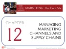 Lecture Marketing: The core (5/e): Chapter 12 – Kerin, Hartley, Rudelius