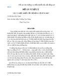 Đồ án Vi xử lý: Đo và điều khiển tốc độ động cơ dùng 8051