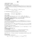 Bộ đề thi thử Đại học môn Toán (30 đề)