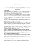 Tiêu chuẩn Việt Nam TCVN 7332:2003