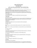 Tiêu chuẩn Việt Nam TCVN 1867:2001