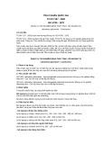 Tiêu chuẩn Quốc gia TCVN 7157:2002 - ISO 4799:1978