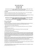 Tiêu chuẩn Việt Nam TCVN 7592:2006 - IEC 60064:2005