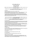 Tiêu chuẩn Quốc gia TCVN 7576-5:2006