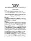 Tiêu chuẩn Việt Nam TCVN 7379-1:2004