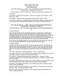 Tiêu chuẩn Việt Nam TCVN 6306-3:2006