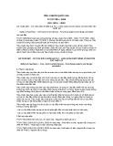 Tiêu chuẩn Quốc gia TCVN 7385:2004