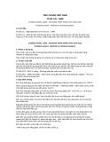 Tiêu chuẩn Việt Nam TCVN 141:2008