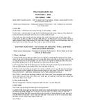 Tiêu chuẩn Quốc gia TCVN 7328-1:2003