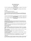 Tiêu chuẩn Việt Nam TCVN 1047:2004