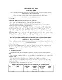 Tiêu chuẩn Việt Nam TCVN 7342:2004
