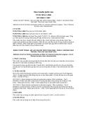 Tiêu chuẩn Quốc gia TCVN 7576-2:2006