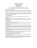 Tiêu chuẩn Việt Nam TCVN 7124:2002 - ISO 3379:1976
