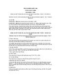Tiêu chuẩn Quốc gia TCVN 7576-7:2006