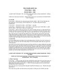 Tiêu chuẩn Quốc gia TCVN 7556-1:2005 - BS EN 1948-1:1997