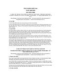 Tiêu chuẩn Quốc gia TCVN 7906:2008