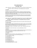 Tiêu chuẩn Quốc gia TCVN 4403:2011