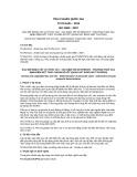 Tiêu chuẩn Quốc gia TCVN 6121:2010