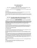 Tiêu chuẩn Quốc gia TCVN 7927:2008