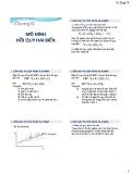 Bài giảng Kinh tế lượng - Chương II: Mô hình hồi quy hai biến