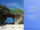 Lecture Fundamental financial accounting concepts (8/e): Chapter 12 - Edmonds, McNair, Olds
