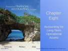 Lecture Fundamental financial accounting concepts (8/e): Chapter 8 - Edmonds, McNair, Olds