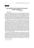 Bàn thêm về cầm cố quyền sử dụng đất ở Việt Nam hiện nay
