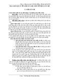 Bài giảng Pháp Luật Việt Nam đại cương: Bài 6 - Th.S Vũ Thị Bích Hường