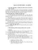 Bài giảng Pháp Luật Việt Nam đại cương: Bài 4 - Th.S Vũ Thị Bích Hường