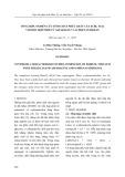 Tổng hợp, nghiên cứu tính chất phức chất của ecbi, tuli với hỗn hợp phối tử asparagin và o-phenantrolin