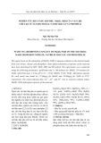 Nghiên cứu khả năng hấp phụ Mn(II), Ni(II) của vật liệu chế tạo từ sắt (III) nitrat, natri silicat và photphat