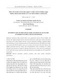 Phân tích thủy ngân oxit (HgO) và thủy ngân sunphua (HgS) trong trầm tích thuộc lưu vực sông Nhuệ và sông Đáy