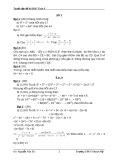Tuyển tập đề thi HSG Toán 8