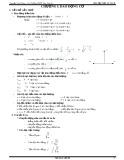 Bài tập Vật lý 12-CB chương 1: Dao động sóng