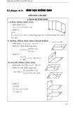 Chuyên đề 5: Hình học không gian