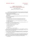 Tiêu chuẩn Việt Nam TCVN 2617:1993