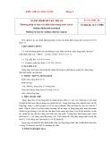 Tiêu chuẩn nhà nước TCVN 3798:1983