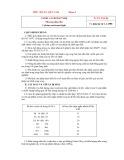 Tiêu chuẩn nhà nước TCVN 3912:1984