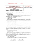 Tiêu chuẩn nhà nước TCVN 3800:1983