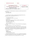 Tiêu chuẩn nhà nước TCVN 3803:1983