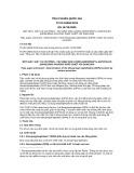 Tiêu chuẩn Quốc gia TCVN 10094:2013
