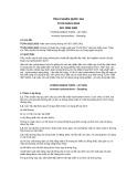 Tiêu chuẩn Quốc gia TCVN 10221:2013 - ISO 1995:1981