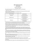 Tiêu chuẩn nhà nước TCVN 101:1963
