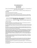 Tiêu chuẩn Quốc gia TCVN 1044:2011 - ISO 4787:2010