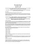 Tiêu chuẩn Việt Nam TCVN 6210:1996 - ISO 3173:1974
