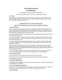 Tiêu chuẩn Việt Nam TCVN 6809:2001